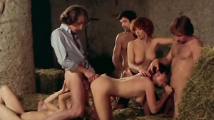 Married couples orgy